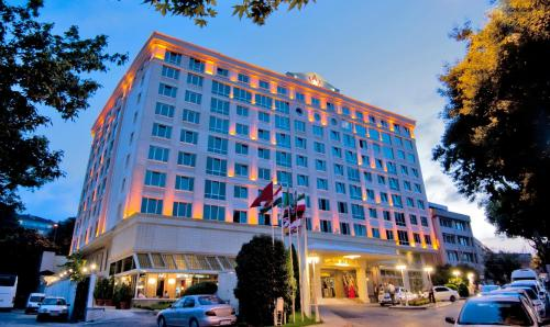 Istanbul Akgun Istanbul Hotel tatil