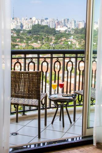 Marriott Executive Apartments Sao Paulo Photo