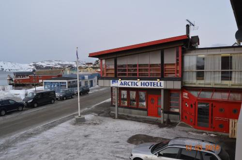 HotelMehamn Arctic Hotel