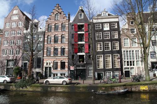 Hotel leidsegracht amsterdam da 127 volagratis for Hotel vicino piazza dam amsterdam