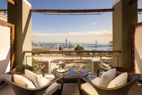 Hotel Miramar Barcelona GL impression