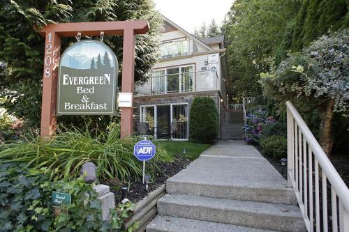 Evergreen Bed & Breakfast - Hope, BC V0X 1L4