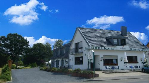 Hotel Restaurant Rosenhof - Wassenberg : a Michelin Guide restaurant