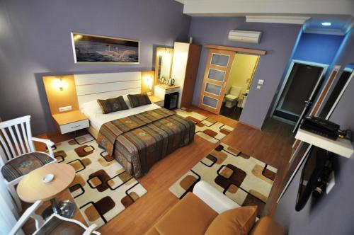 Istanbul Khalkedon Hotel Istanbul odalar