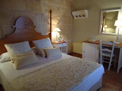 Double or Twin Room Hotel Rural Morvedra Nou 16