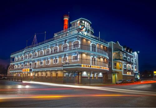 Billy Barker Casino Hotel Photo