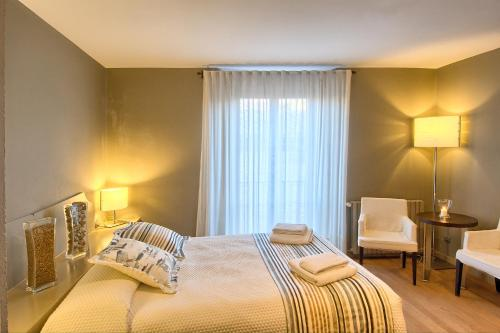 Comfort Doppelzimmer Hotel-Spa Classic Begur 10