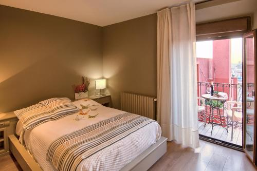 Comfort Doppelzimmer Hotel-Spa Classic Begur 9