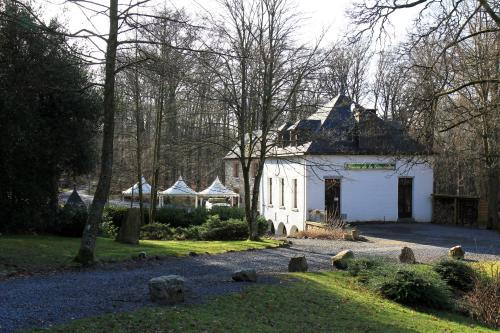 Hotel-overnachting met je hond in B&B La Source de la Geronstere - Spa