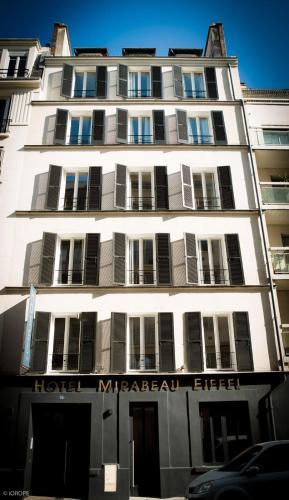 Hotel Mirabeau Eiffel photo 16