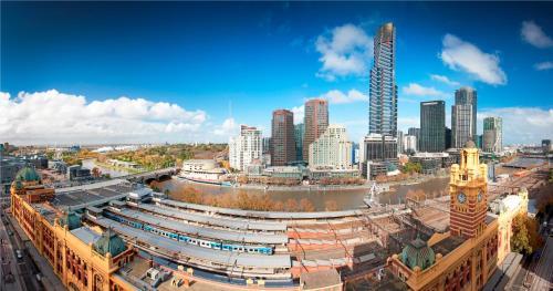 Doubletree By Hilton Hotel Melbourne - Flinders Street