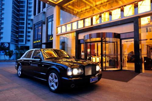 Wealthy All Suite Hotel Suzhou impression