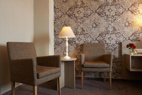 Leopold Hotel Brussels EU.  Foto 19