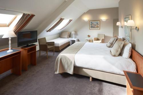 Leopold Hotel Brussels EU.  Foto 8