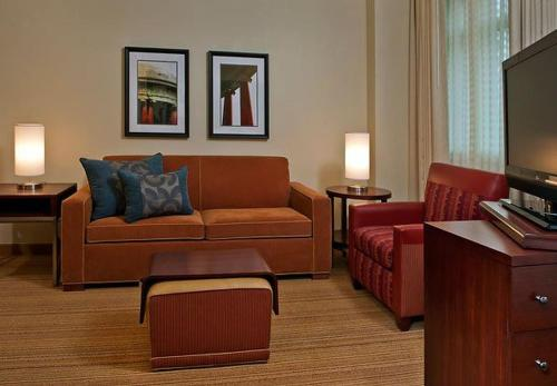 Residence Inn Arlington Capital View Photo