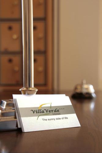 Hotel Villa Verde photo 38