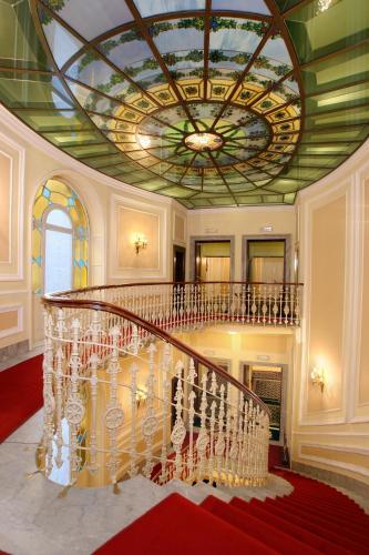 Hotel Bristol Palace Genoa