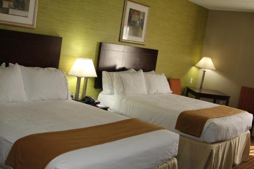 Holiday Inn Express Hotel & Suites Indianapolis W - Airport Area photo 17