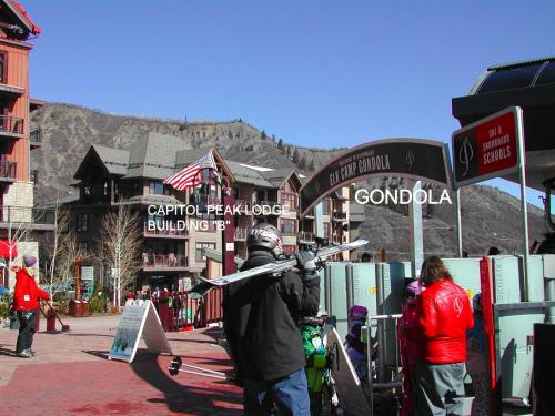 Capitol Peak Lodge #3317 - Snowmass Village, CO 81615