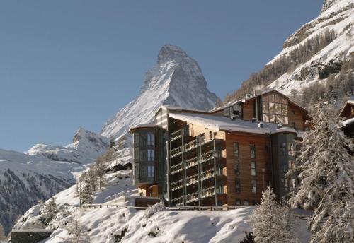 The Omnia, Auf dem Fels, 3920 Zermatt, Switzerland.