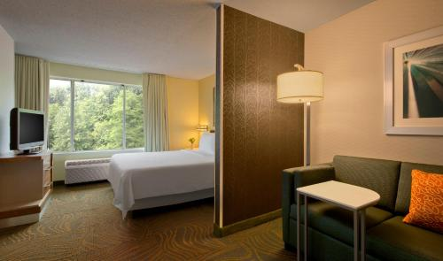 SpringHill Suites by Marriott Cincinnati Northeast/Mason Photo