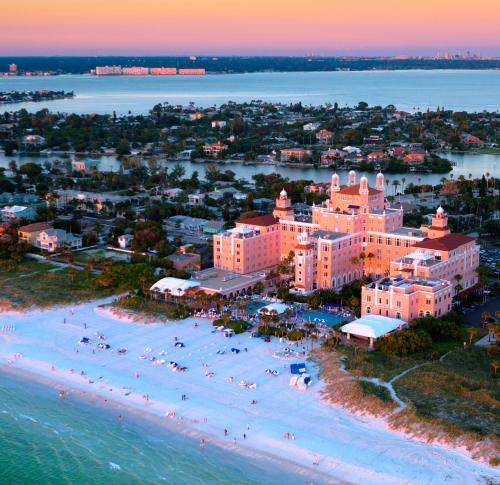 The Don Cesar - St Petersburg, FL 33706
