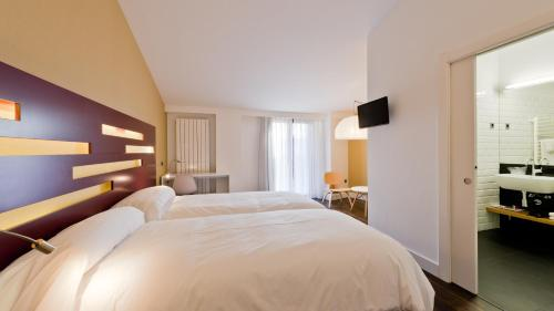 Deluxe Double or Twin Room - single occupancy Hotel Las Casas de Pandreula 15