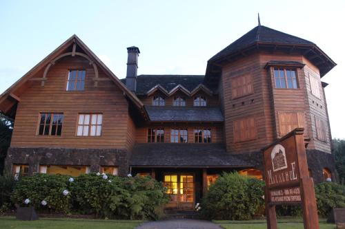 Hotel Malalhue Photo