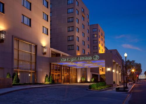 Capital Hilton impression