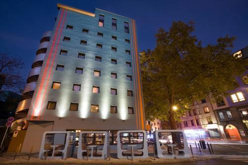 25hours Hotel The Goldman impression