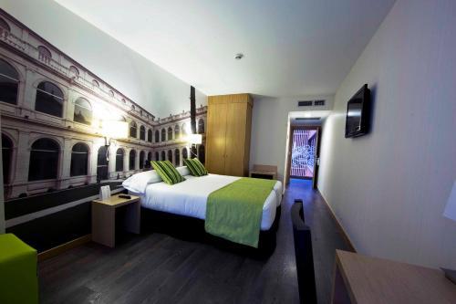 Habitación Doble con vistas ELE Enara Boutique Hotel 23