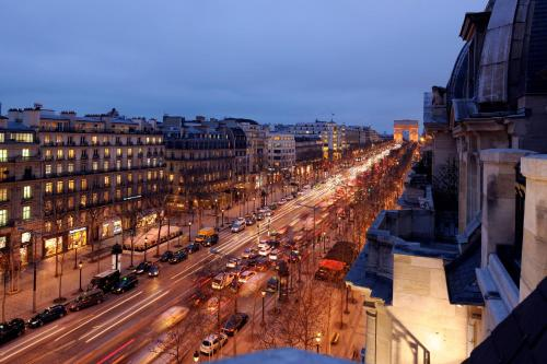 Paris Marriott Champs Elysees Hotel photo 7