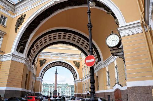 The Sky at Nevsky Mini-Hotel photo 2