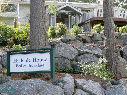 Hillside House Bed And Breakfast - Friday Harbor, WA 98250