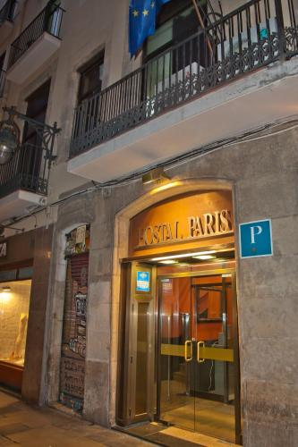 Hostal paris barcelona desde 65 rumbo for Escapadas a paris desde barcelona