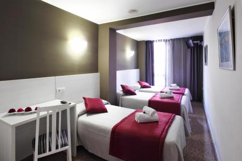 Hotel Nuevo Triunfo photo 54