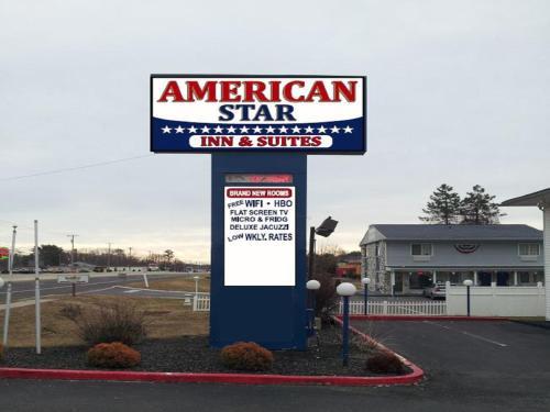 American Star Inn & Suites Atlantic City - Absecon, NJ 08205