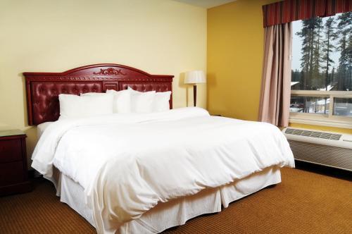 Trend Mountain Hotel & Conference Centre - Tumbler Ridge, BC V0C 2W0