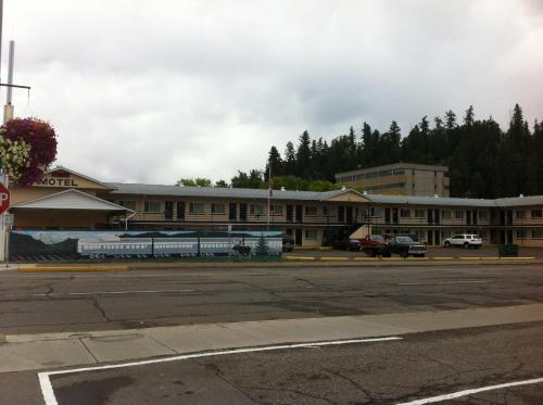 Downtown Motel - Prince George, BC V2L 1T8