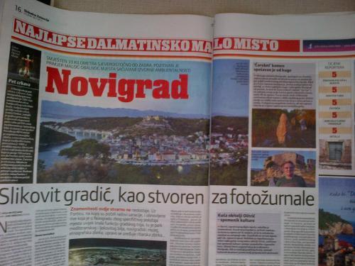 Apartment Novigrad Holiday