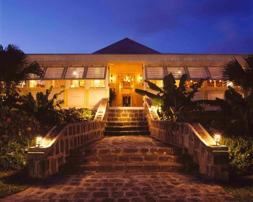 Nisbet Plantation, St James Parish, Nevis.