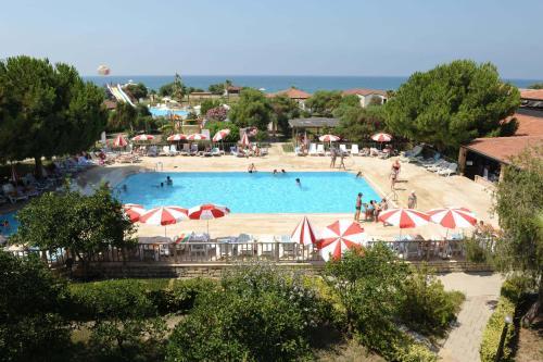 Kızılot Club Serena Beach Hotel yol tarifi