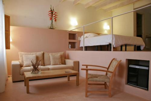 Junior Suite Aldea Roqueta Hotel Rural 2