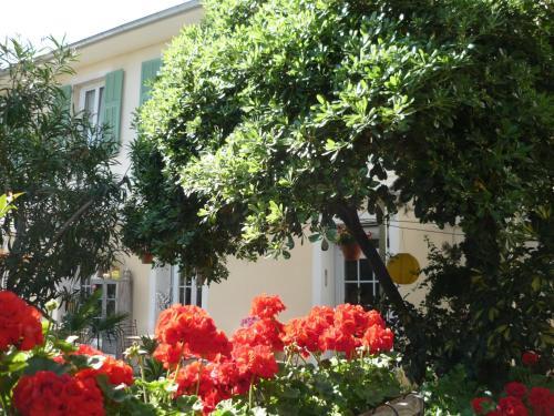 Logis Hôtel Villa Victorine photo 39