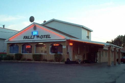 Blue Falls Motel Hotel Tonawanda