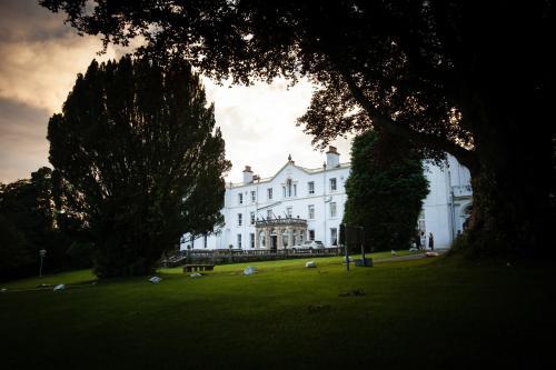 Kasteel-overnachting met je hond in Court Colman Manor - Bridgend