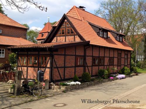 Bild des Wilkenburger Pfarrscheune Hannover Hemmingen