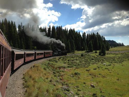 Steam Train Hotel Photo