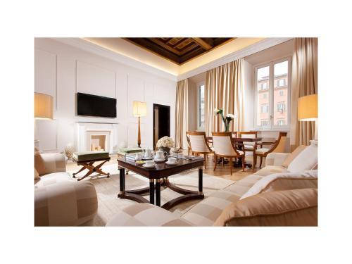 Grand Hotel De La Minerve photo 38