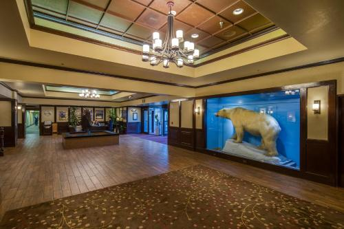 The Lakefront Anchorage - A Millennium Hotel - Anchorage, AK 99517